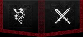 white dragon knights