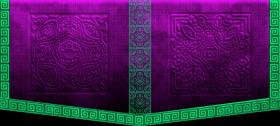 PurpleAfroCircusSwag