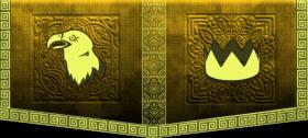 golden eagle gods