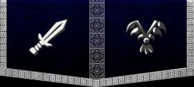 x Dark Blades