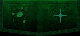 green capes