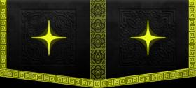 Black an Yellow