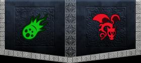 brave dark dragons