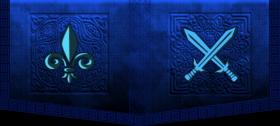 Blue Rose Knights