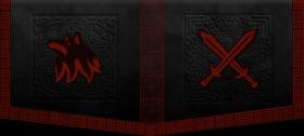 black demon wolfs