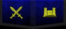 members of troy army