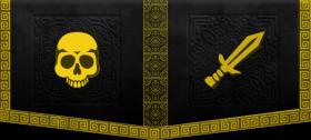 skulls knights