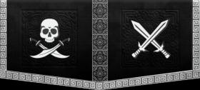 cavaleiros maus