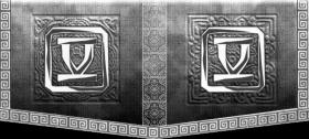 Backwards N and J
