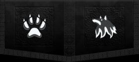 Black Pamfas