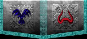 the blue dragon xD