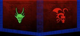 GREEN DRAGONS 01