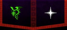 Blood Rose Dragons