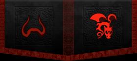 Zamorakian Dragons