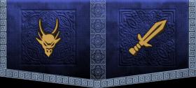 The dragon set