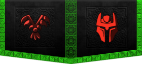 dark evil swordmen