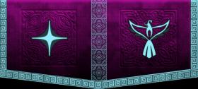 purple saints