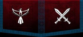 Swords Crossed