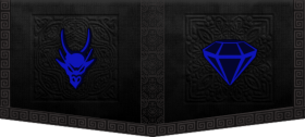 The Sapphire Dragons