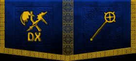 Golden Glove warrior