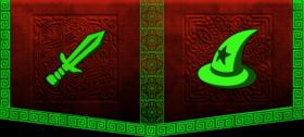 green fire warriors