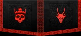 Black BloodDragons