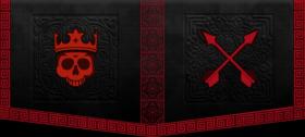 dark arrows