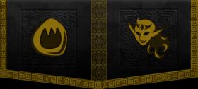 Dark mystic warlords
